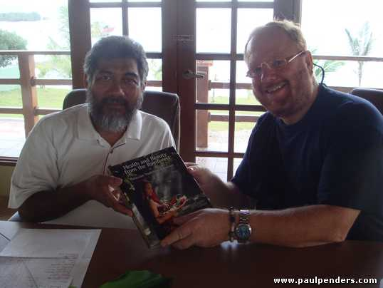 Dr. Ghani & Paul Penders