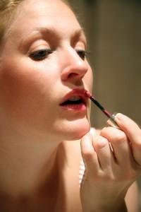 Make-up (Image by Matthew Bowden)