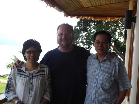 Anne, Paul & Chan